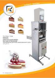 Оборудование для резки замороженного торта